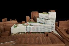 3D Rendering of Elizabeth House Redevelopment Proposal
