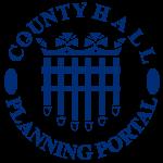 County Hall Planning Portal Logo
